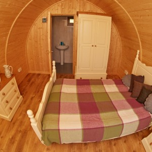 My Glamping Pod - the ideal home office, garden studio or summer house.